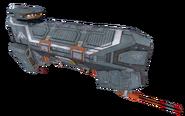 Fire Lance-class Ion Cannon Corvette