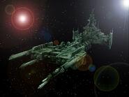 Battle-barge