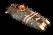 Hiigaran Gunship