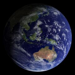 Earth the Blue Marble ReQuest in