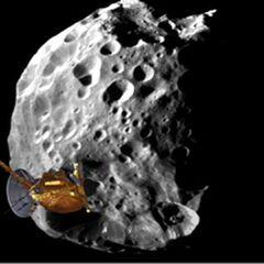 Cassini Reveals Phoebe