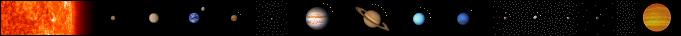 Solar System nav