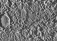 Mercury's 'Weird Terrain'