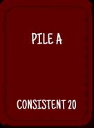 Pile-a-consistent