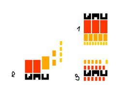 WAU Early Logo Concepts