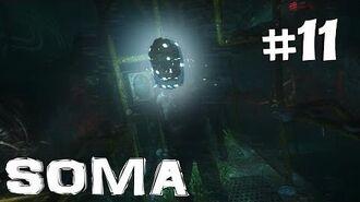 SOMA ➤ Прохождение 11➤ Окружили !