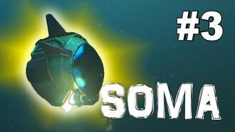 SOMA ➤ Прохождение 3 ➤ Мой новый друг