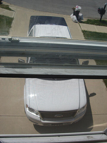 File:Dad's truck in the driveway.jpg