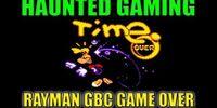 Rayman GBC GAME OVER