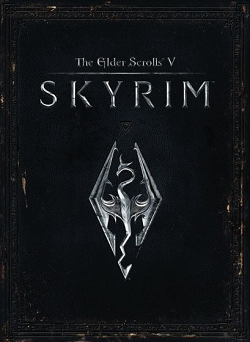 File:The Elder Scrolls V Skyrim cover.png