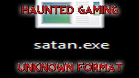 Haunted Gaming - Unknown Format (CREEPYPASTA)