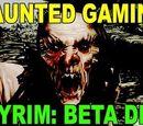 Skyrim: Beta Disc