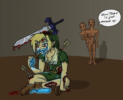Zelda Zombacalypse