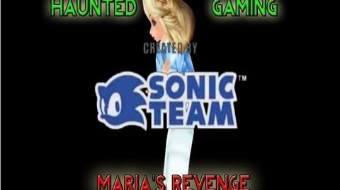 Haunted Gaming - Maria's Revenge (CREEPYPASTA)