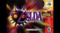 The Legend of Zelda Majora's Mask - New Wave Bossa Nova