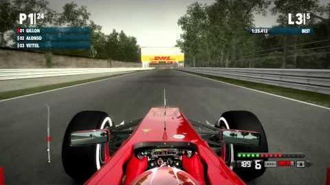 F1 2012 Gameplay - Champions Mode - Fernando Alonso