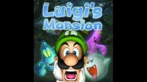 Luigi's Mansion Beta Theme