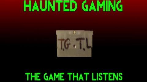 Haunted Gaming - The Game That Listens (CREEPYPASTA)-0