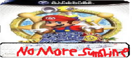 Mario No More Sunshine cover