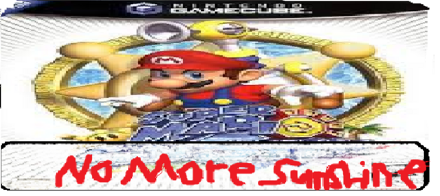 File:Mario No More Sunshine cover.png
