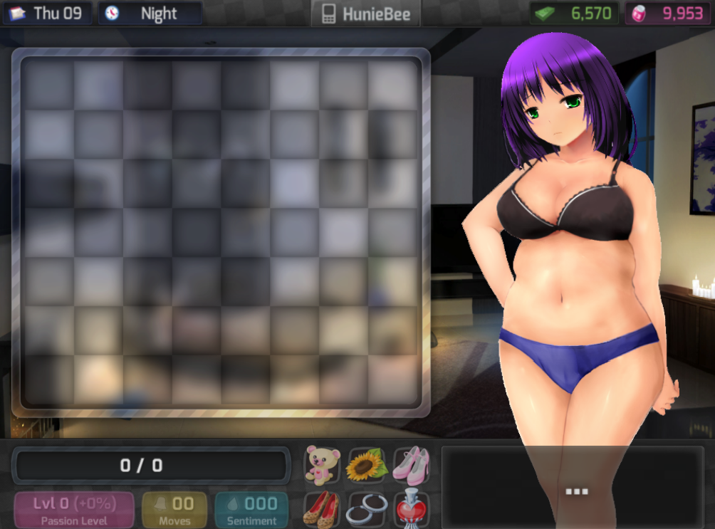 Huniepop all pictures not censored