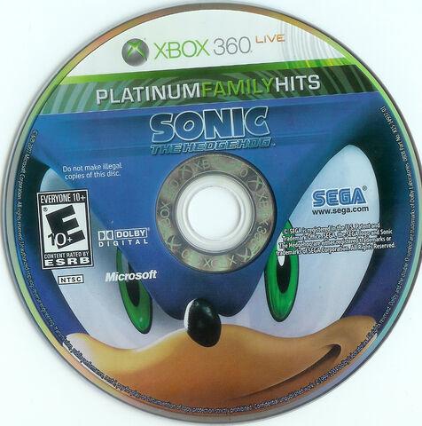 File:Sonic The Hedgehog (2006) - Disc - US (Platinum Hits) - (1).jpg