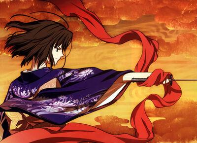 Yande.re 211872 kara no kyoukai kimono ryougi shiki sword takeuchi takashi type-moon