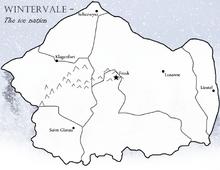 Wintervale Map