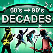 Decades 60's-90's