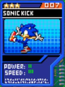 SonicKick