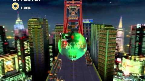 Sonic Adventure 2 - Radical Highway