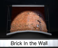 Brick In the wall slide
