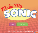 Make My Sonic