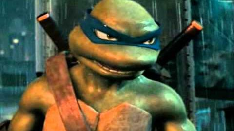 Leo Vs Raph (TMNT) *Good Quality*