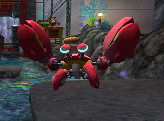 Crabmeat (sonic colors)-1-