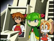 Sonic X Episode 69 - The Planet of Misfortune 158859