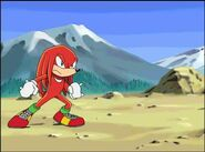 SONIC X Ep5 - Cracking Knuckles 745545