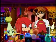 Sonic X Episode 69 - The Planet of Misfortune 450917