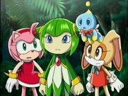 Sonic X - Season 3 - Episode 58 Desperately Seeking Sonic 572733