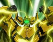 Yellow Zelkova Electrocuted