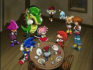 Sonic X - Season 3 - Episode 71 Hedgehog Hunt 544377