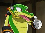 Sonic X - Season 3 - Episode 71 Hedgehog Hunt 547247
