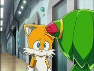 Sonic X Episode 70 - Terror on the Typhoon 776709