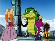 Sonic X Episode 59 - Galactic Gumshoes 221421
