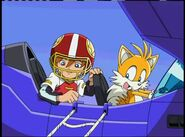 SONIC X Ep3 - Missile Wrist Rampage 1176375