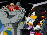 Ep64 Eggman Rouge and Shadow