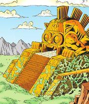 Lost Temple of Shazamazon