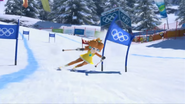 Mario & Sonic at the Olympic Winter Games - Opening - Screenshot 20