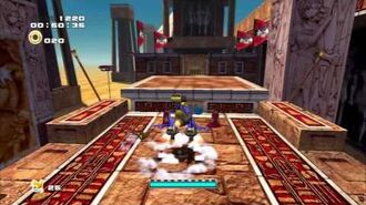 Sonic Adventure 2 (PS3) Hidden Base Mission 2 A Rank