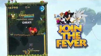 Sonic Jump Fever - Official Announcement Trailer